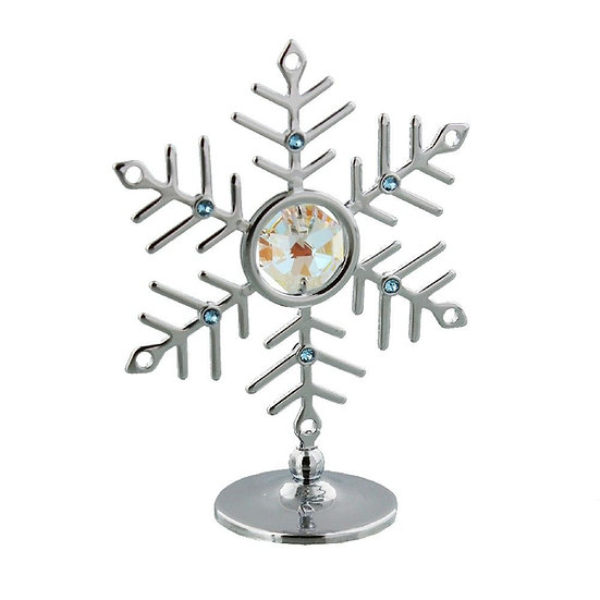 Snowflake Crystocraft Ornament
