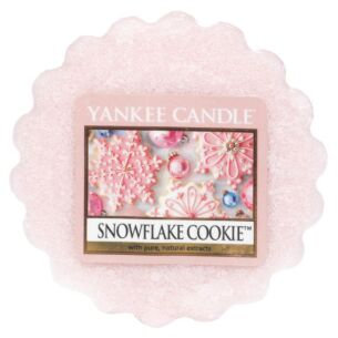 Yankee Candle Snowflake Cookie Wax Melt Tart