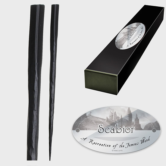 Harry Potter Scabior Character Wand