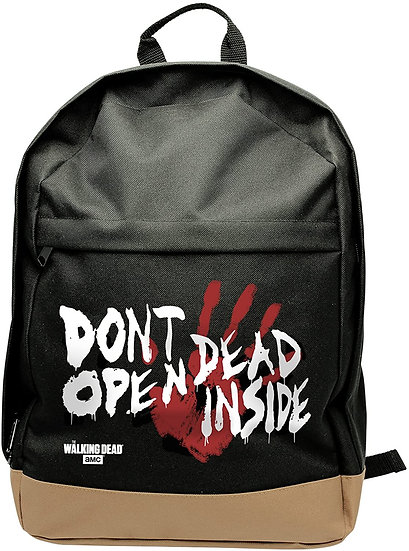 The Walking Dead Backpack - Don't Open Dead Inside