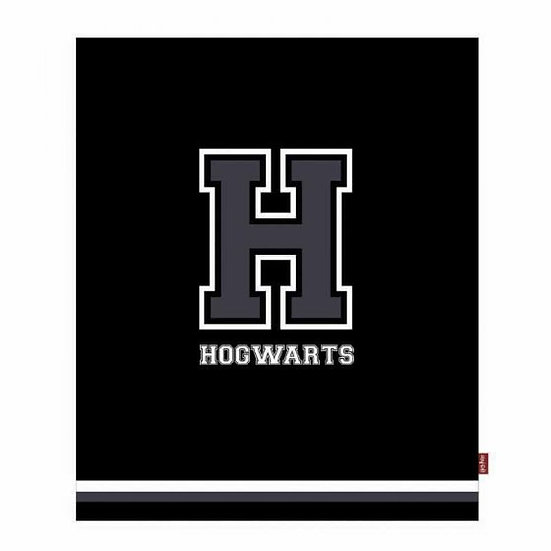 Harry Potter Throw - H for Hogwarts