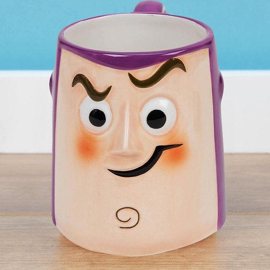 Disney Toy Story 4 Buzz Lightyear 3D Mug