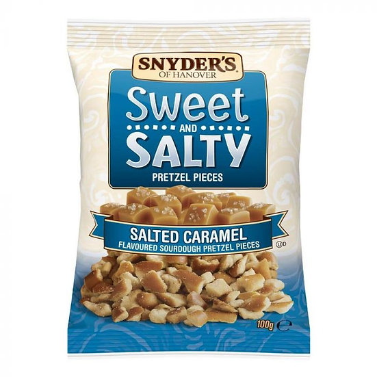 Snyders Of Hanover Sweet & Salty Pretzel Pieces 100g