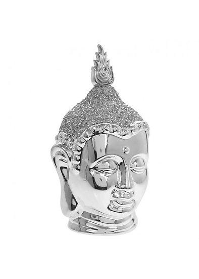 Silver Sparkle Thai Head