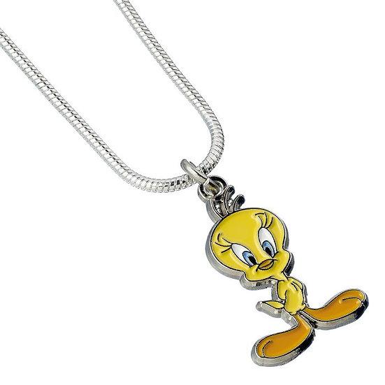 Looney Tunes Tweety Pie Necklace