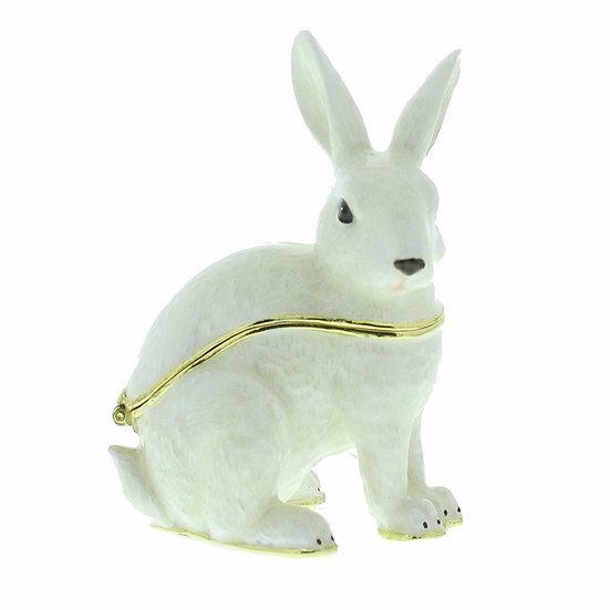 White Rabbit Treasured Trinket
