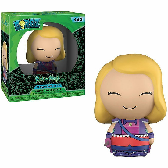 Funko Dorbz Rick and Morty - Froopyland Beth No.463