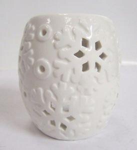 Snowflake Wax Melt Burner