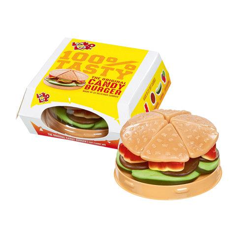 Look-O-Look Candy Burger 130g