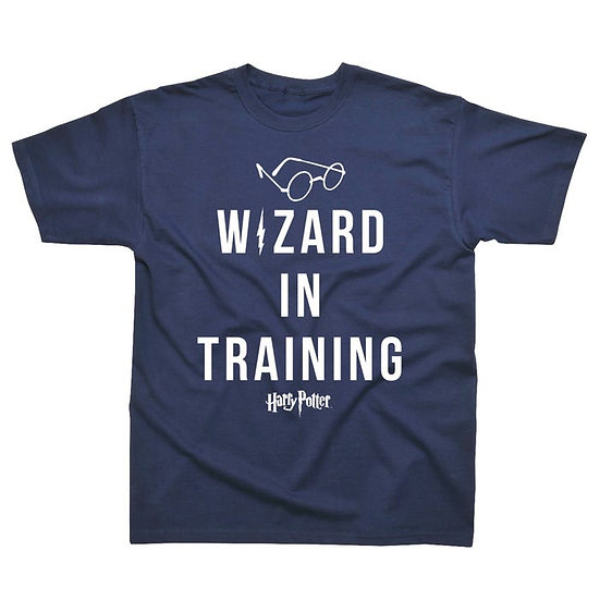 Harry Potter Wizard In Training Child T-Shirt - Age 7-8