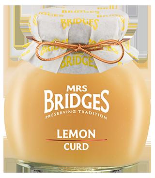 Mrs Bridges Lemon Curd 340g