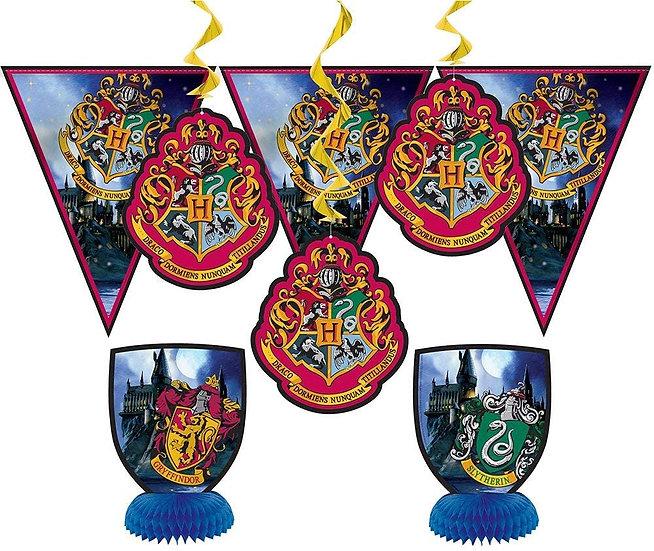 Harry Potter Party Decoration Kit 7pc
