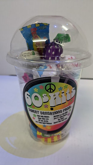 Retro Sweets Mix Cup 180g