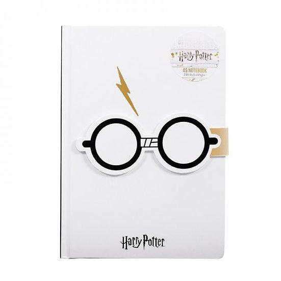 Harry Potter Notebook - Lightning Bolt
