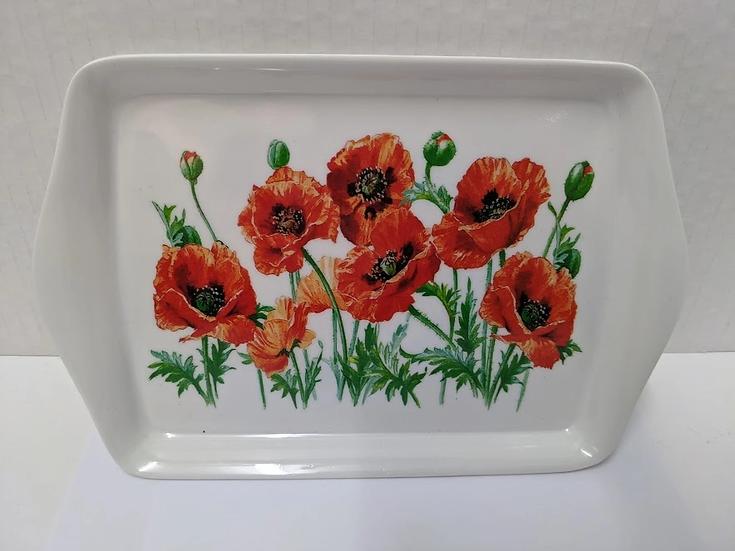 Poppy Small Tray