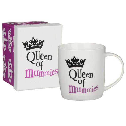 Queen Of Mummies Mug