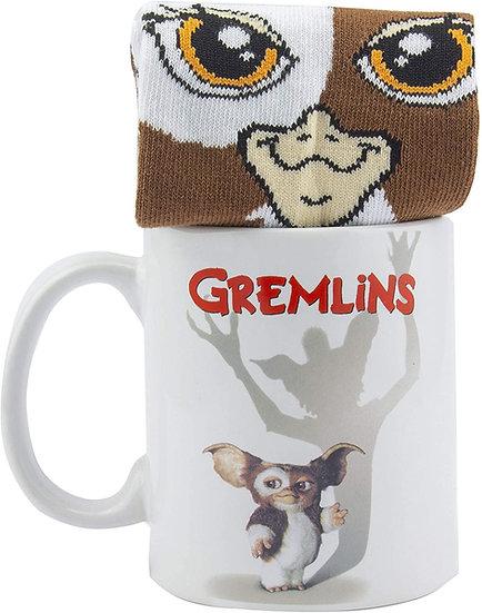 Gremlins Mug & Socks Gift Set