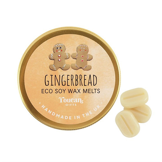 Gingerbread Eco Soy Wax Melts