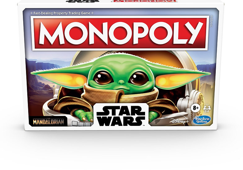 Star Wars The Child Monopoly