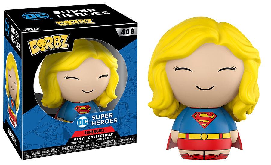 Funko Dorbz Super Heroes - Supergirl No. 408