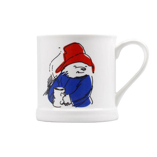 Paddington Bear Mug - Head Stuck 350ml