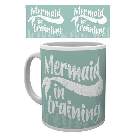 Mermaid in Training Mug 325ml