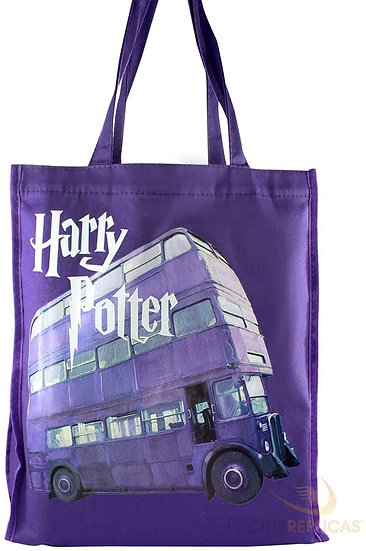 Harry Potter Knight Bus Tote Bag