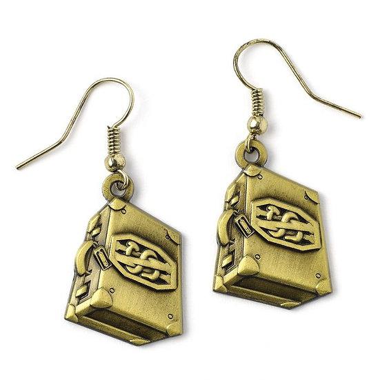 Fantastic Beasts Newt Scamander Suitcase Earrings