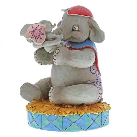 Disney Traditions A Mothers Unconditional Love Mrs Jumbo & Dumbo Figurine