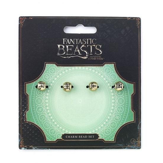 Fantastic Beasts Symbol Charm Set
