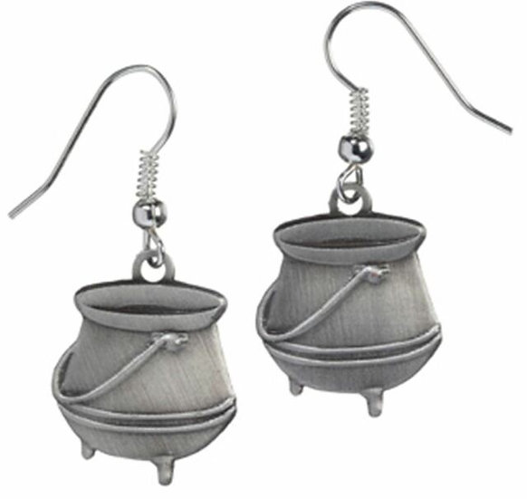 Harry Potter Potion Cauldron Earrings