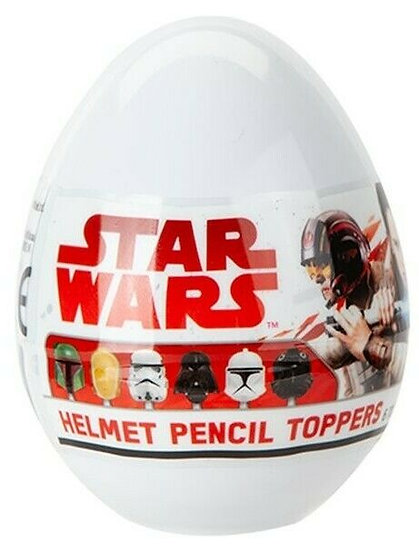 Star Wars Surprise Helmet Pencil Topper