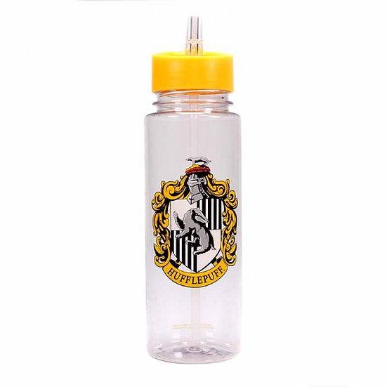 Harry Potter Water Bottle - Hufflepuff Crest