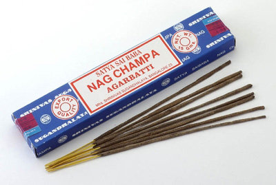 Satya Nag Champa Incense Sticks 12pk