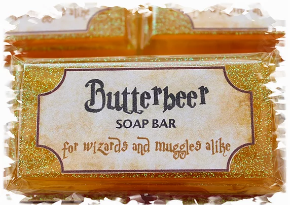 Harry potter Butterbeer Soap 85g