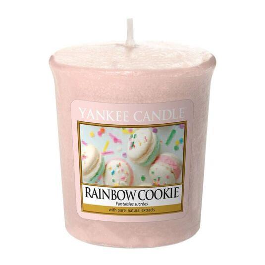 Yankee Candle Rainbow Cookie Votive