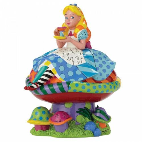 Disney Britto Alice In Wonderland Figurine