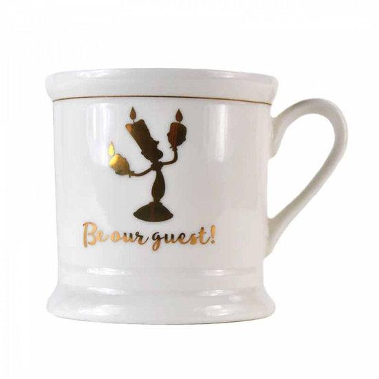 Disney Beauty and the Beast Vintage Mug