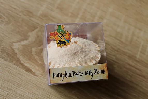 Harry Potter Pumpkin Pasty Bath Bomb 100g