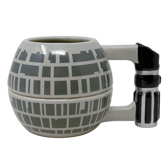 Star Wars (Death Star) 3D Sculpted Mug