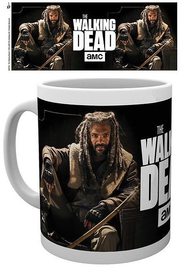 The Walking Dead King Ezekiel Mug