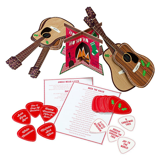 Christmas Hum & Strum Game