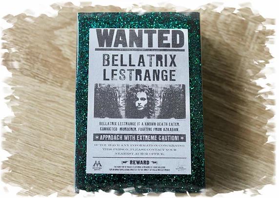 Harry Potter Bellatrix Soap 100g