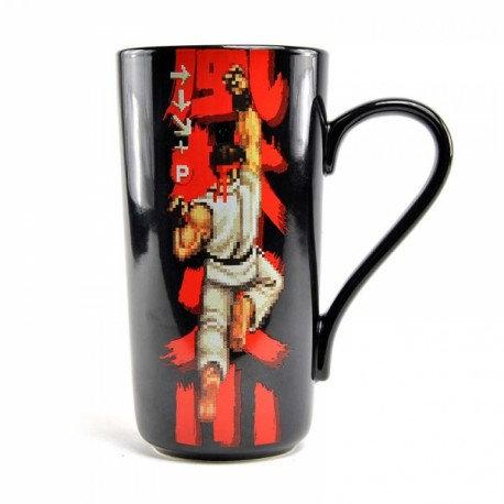 Street Fighter Latte Mug - Ryu