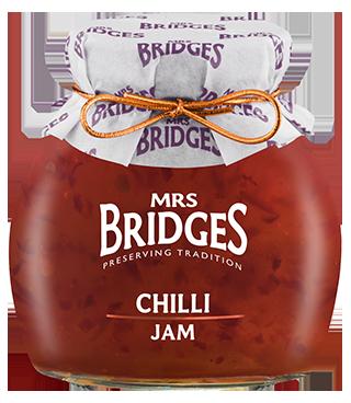 Mrs Bridges Chilli Jam 310g