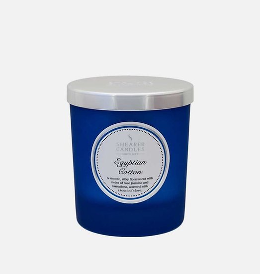 Shearer Candle Egyptian Cotton Jar Candle - Couture Collection