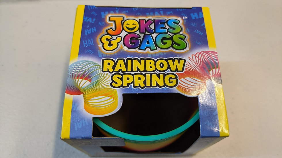 Magic Rainbow Spring