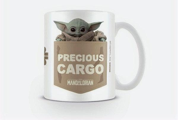 The Mandalorian (Precious Cargo) - Boxed Mug