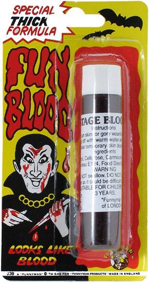 Fun Blood Tube