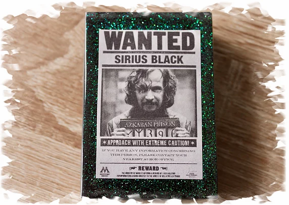 Harry Potter Sirius Black Soap 100g